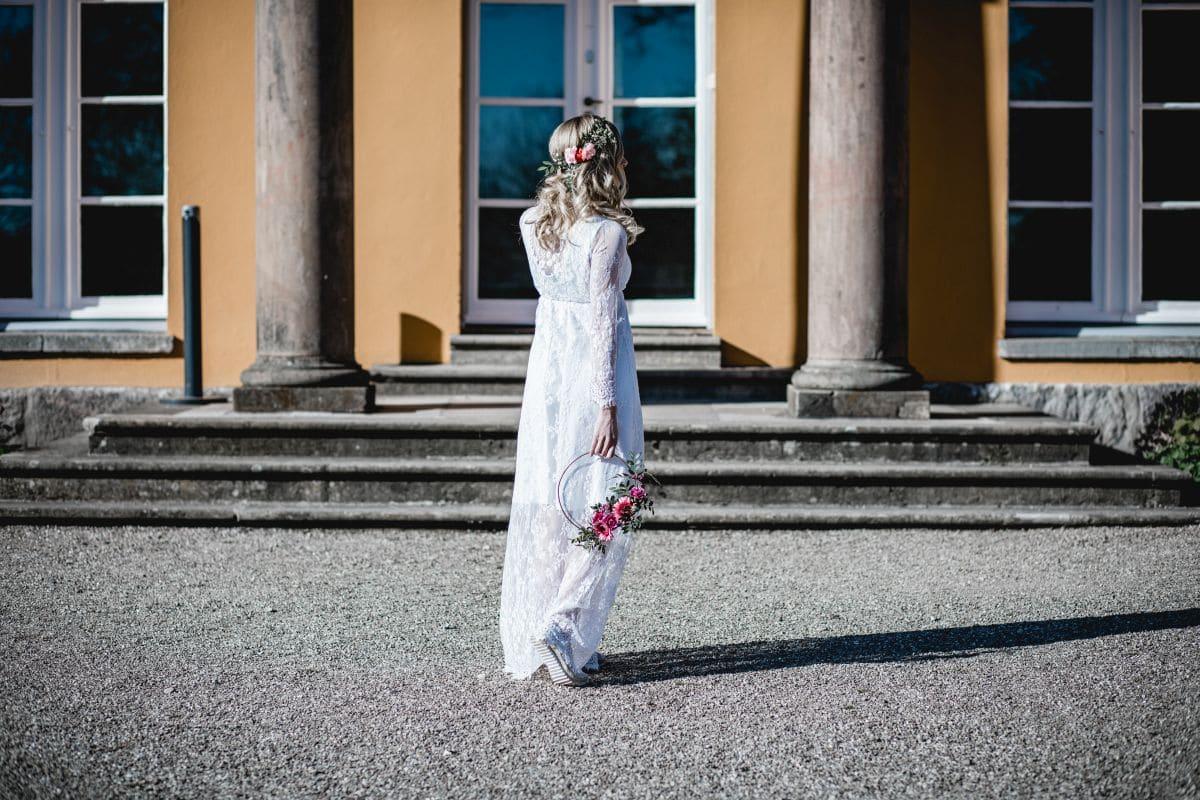 Hochzeit im Ausland – Bunter Schnee